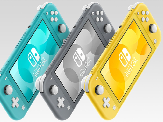 任天堂发布新款 switch——Nintendo switch Lite